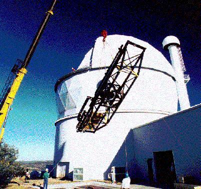 HET: El nuevo telescopio óptico más grande