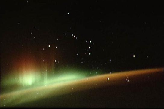Aurora y Orión