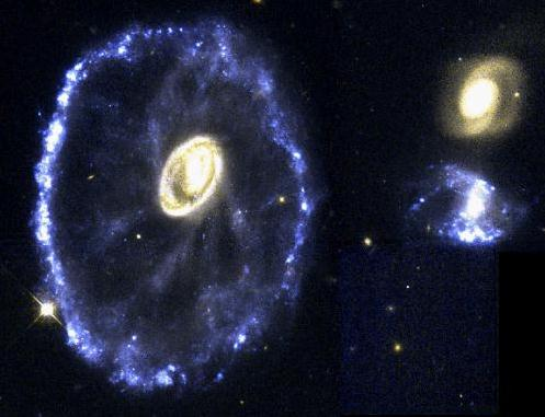 La Galaxia Cartwheel