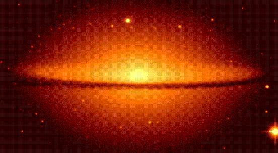 M104: La galaxia del Sombrero