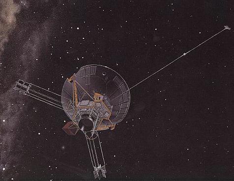 Pioneer 10: Los Primeros 10 Mil Millones de Kilómetros