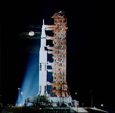 El último lanzamiento con destino la Luna
