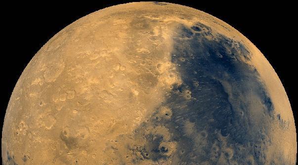 Marte: Sólo La Ficción