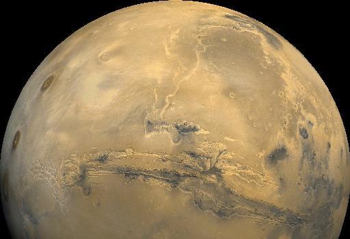 Marte: Sólo Los Hechos
