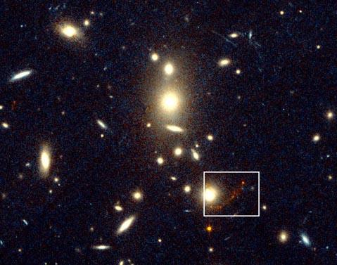 Detrás de CL1358+62: un nuevo objeto más lejano