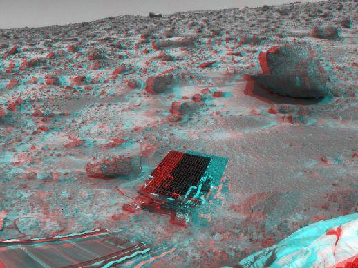 Marte: Yogui y sus Amigos en 3D