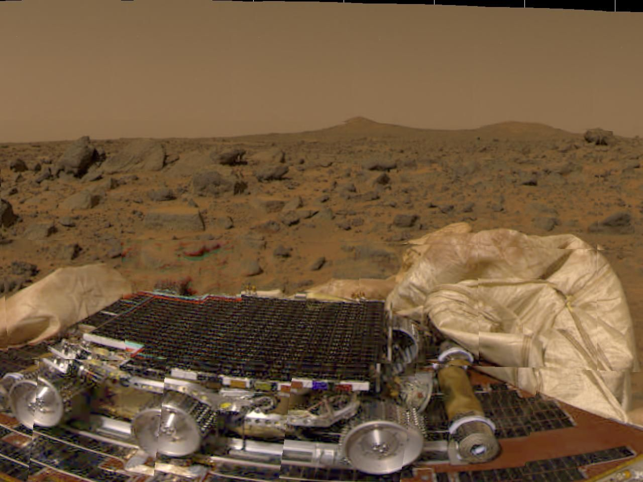 Guide To Astronomy: Mars Observer, Surveyor, and Pathfinder