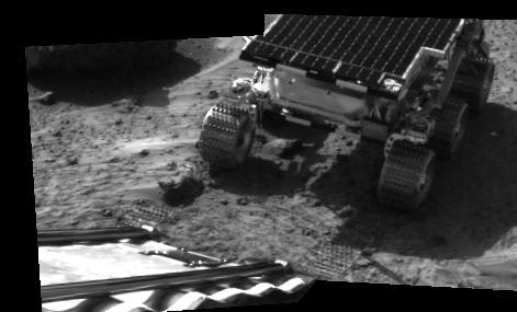 Sojourner En Marte