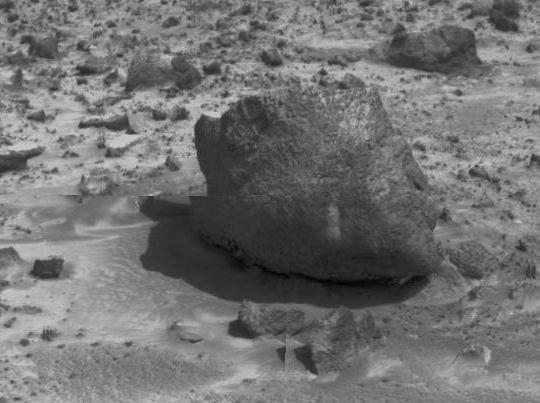 La Roca Yogui