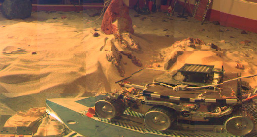 mars rover july 4 1997 - photo #26