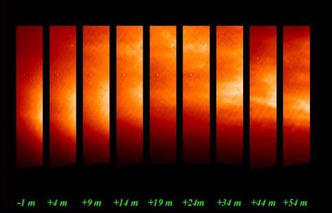 Apod august 1 1997 a martian sunset - Mars sunset wallpaper ...