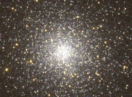 El cúmulo globular estelar 47 Tucanae