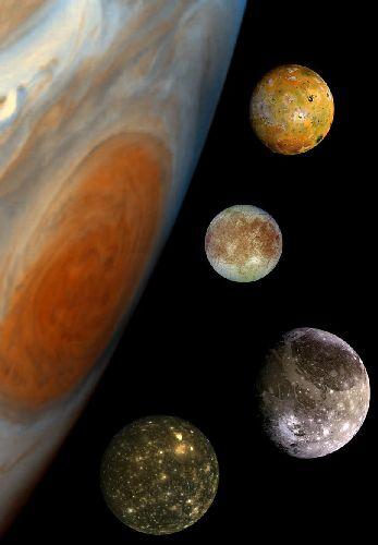 Júpiter y Familia