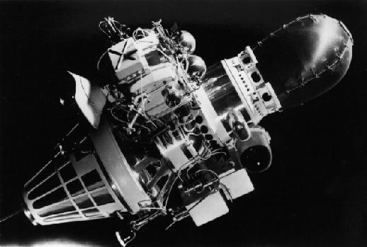 Luna 9: Primer Alunizaje Suave