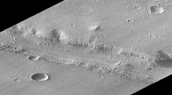 El Topógrafo en Marte