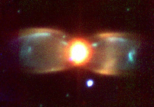 La nebulosa planetaria Mariposa
