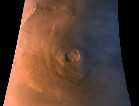 Marte Encantado