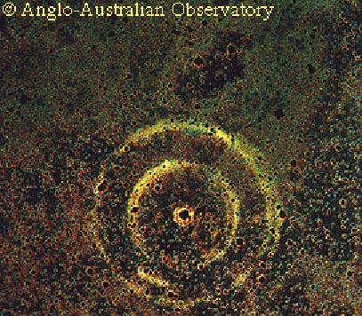 Ecos de la Supernova 1987A