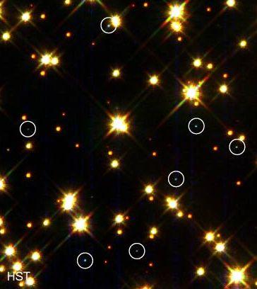 Estrellas enanas blancas se enfrían