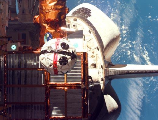 Sprint: la Cámara Espacial Volante