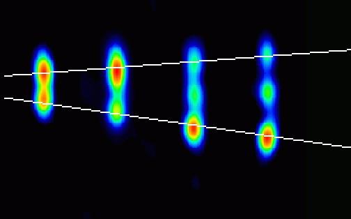 Volutas del Micro-Quasar GRS1915