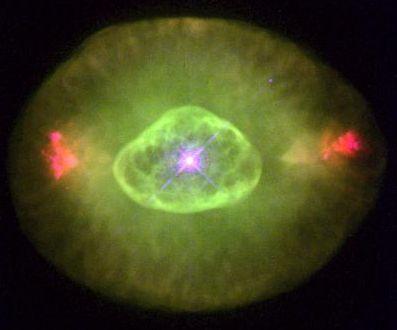 NGC 6826: El ojo que parpadea