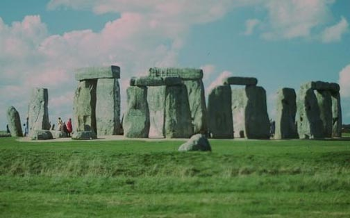 Stonehenge: antiguo monumento al Sol