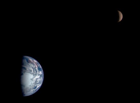 El Sistema Tierra-Luna