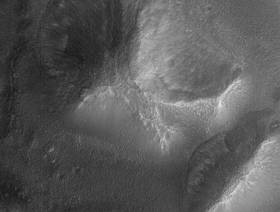 Marte: Cydonia de cerca