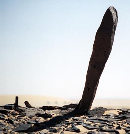 Nabta: Más antiguo que Stonehenge