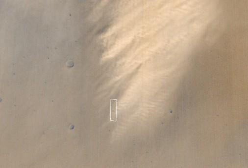 Marte: buscando la Viking