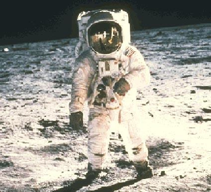 Estar en la Luna