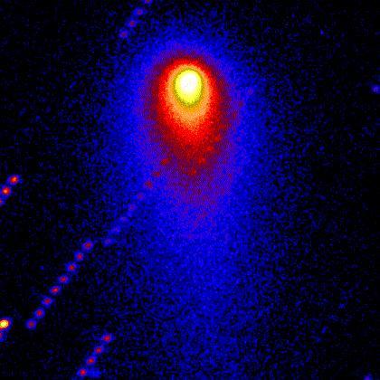 El cometa Stonehouse