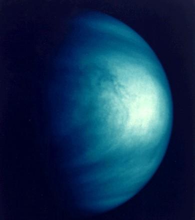 Venus: Pasaba por aquí…