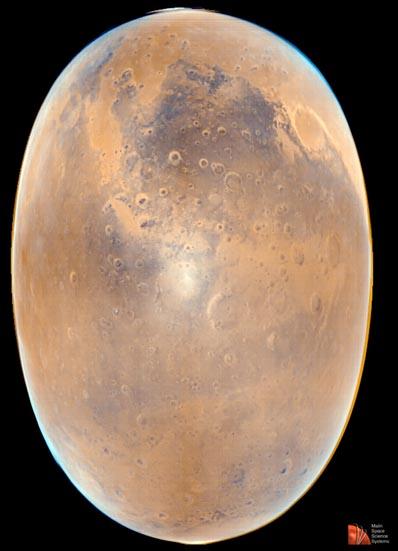 Marte Destella