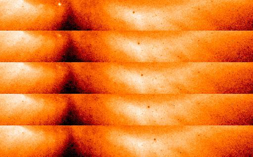 Tránsito de Mercurio en Rayos X