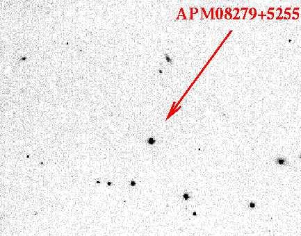 APM 08279+5255: El más brillante objeto conocido