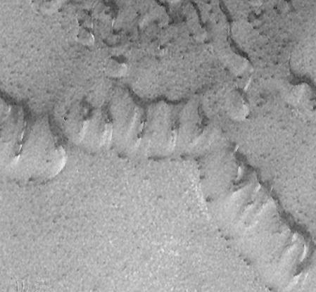 Las Dunas De Marte