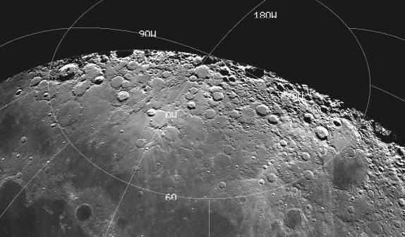 Ayuda a mapear la Luna