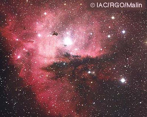 NGC 281: Cúmulos, Nubes, y Glóbulos