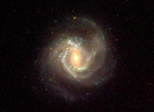 M61: La galaxia espiral Virgo