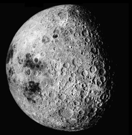 La cara lejana de la Luna
