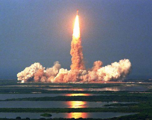 ¡Feliz cuadragésimo aniversario, NASA!