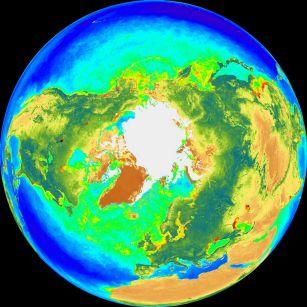 El Oceano del Planeta de Polo a Polo