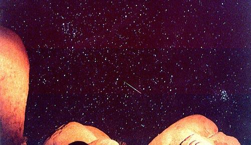 Leónidas 1998: una tormenta de meteoros segura