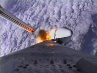 Lanzamiento del Orbitador Climático de Marte