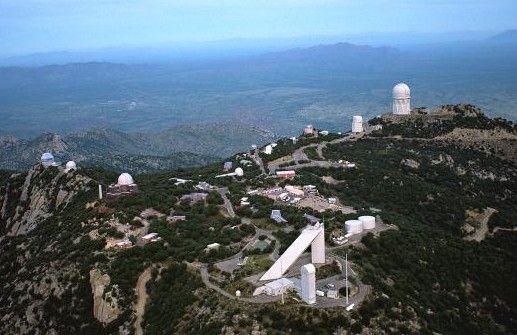 Observatorio Nacional Kitt Peak