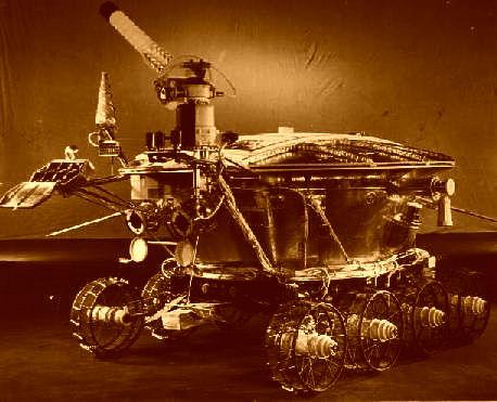 Lunojod: Robot Lunar