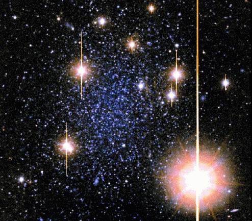 Pegasus dSph: una pequeña galaxia del Grupo Local