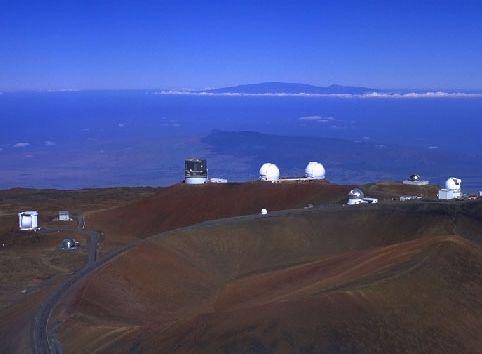 El telescopio Subaru